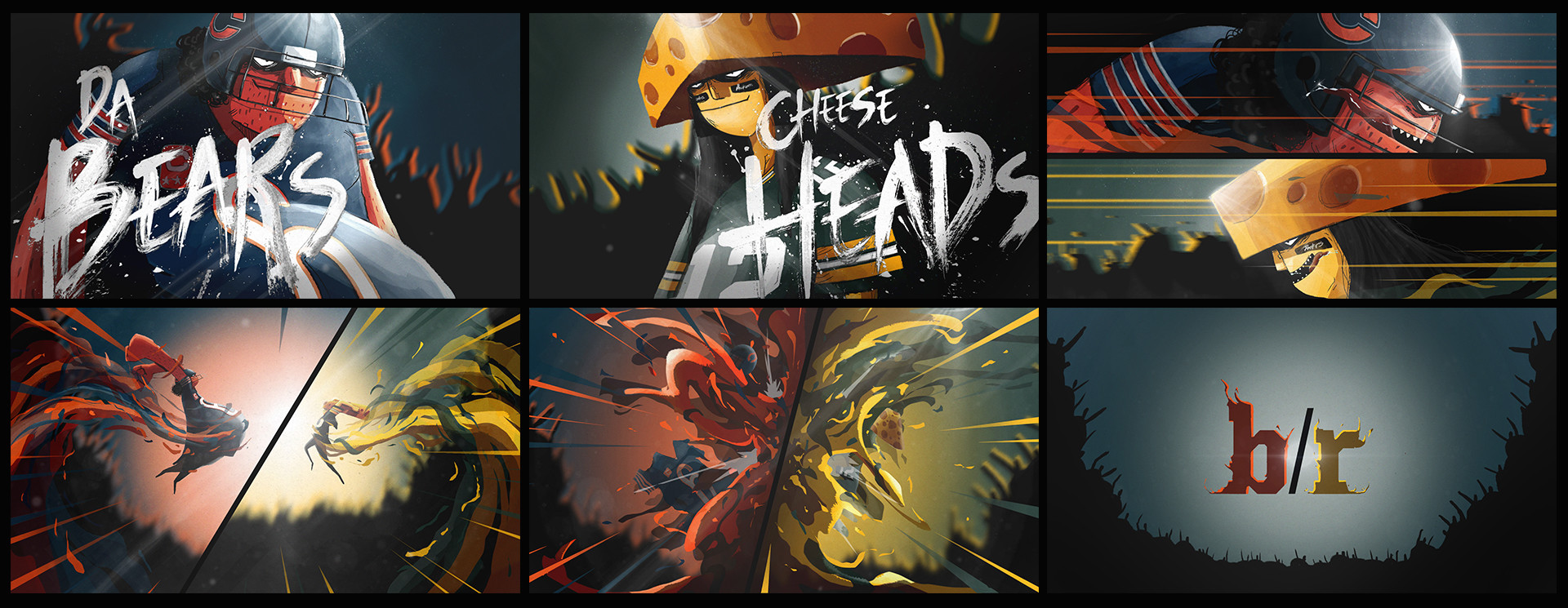 Andrew Chiou → Graphic Designer Bleacher Report
