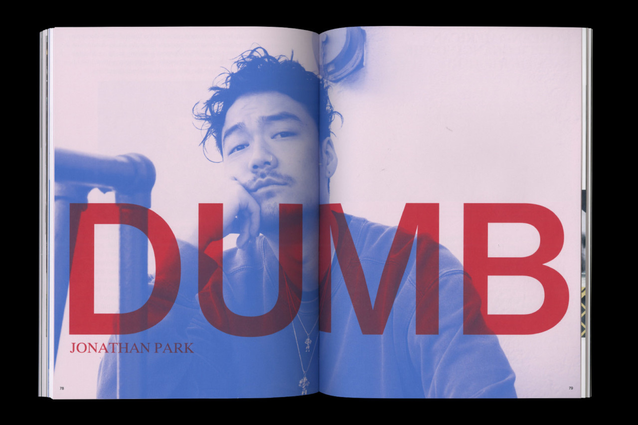 Andrew Chiou → Graphic Designer SHFT Magazine