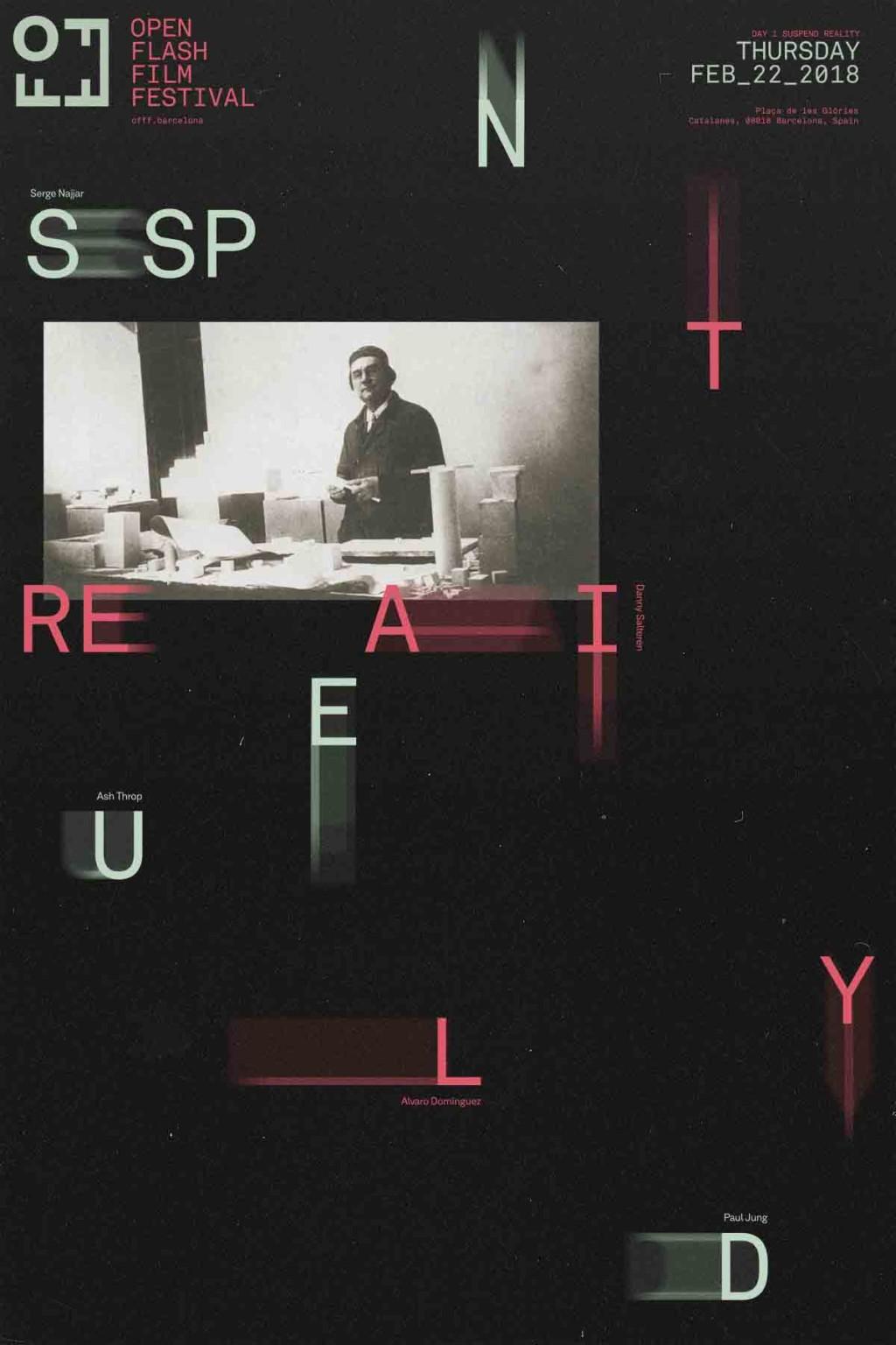 Andrew Chiou → Graphic Designer OFFF Festival